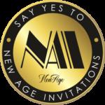 Newage invitations