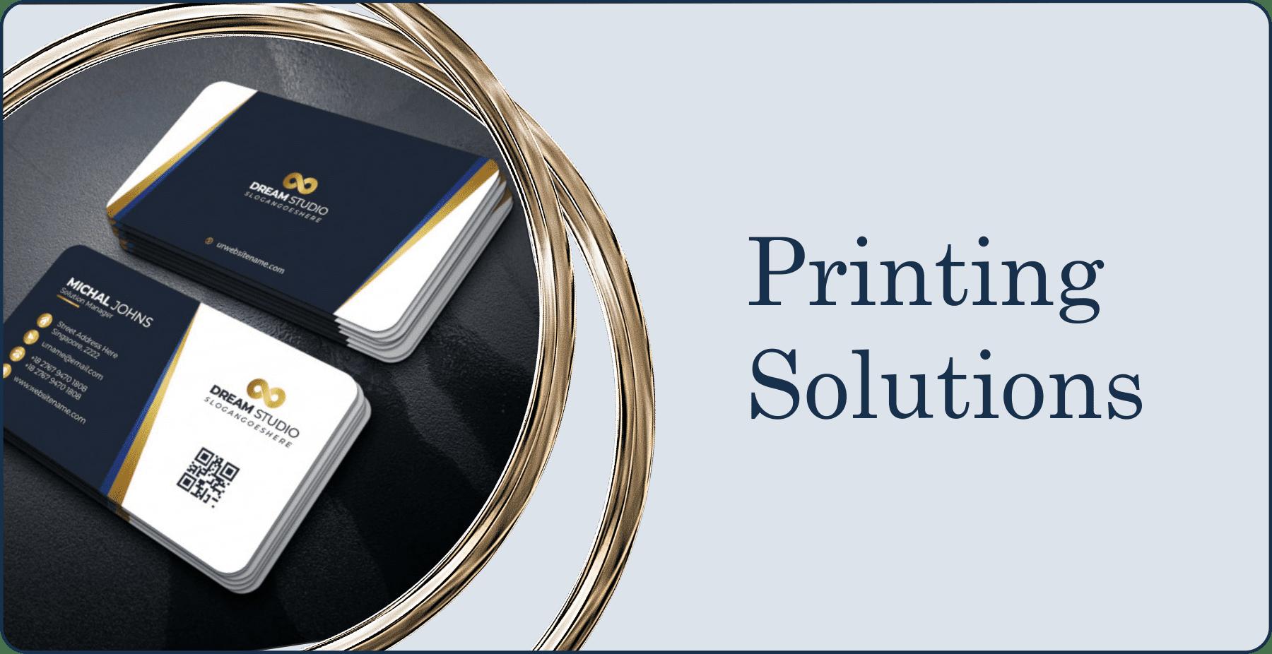 printing solution newage